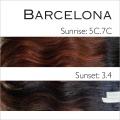 Clip-in kleur: Barcelona