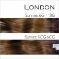 Clip-in kleur: London