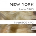 Clip-in kleur: New York