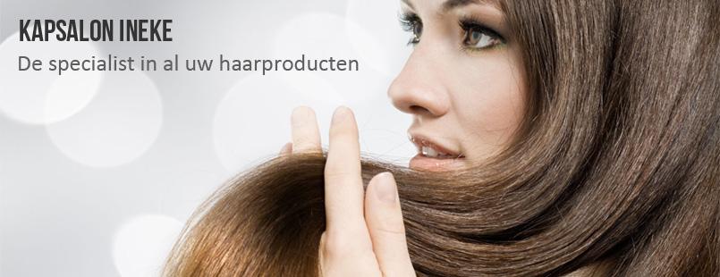 Kapsalon Ineke - Haarspecialist