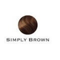Fringe kleur: Simply Brown